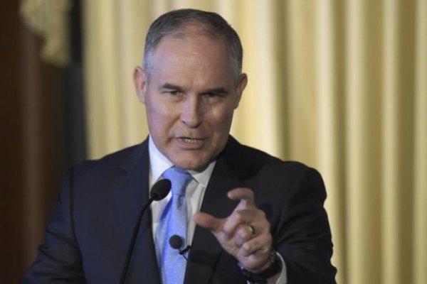獨步全球的科學新發現?美國環保署長:二氧化碳非全球暖化的主因