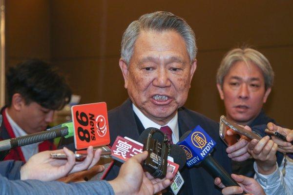 「不要沉溺在意識形態中」 詹啟賢籲:新任黨主席要有能力爭取中間選民支持