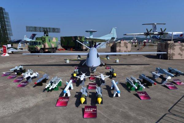 軍用「翼龍」、民用「大疆」中國無人機產業領飛世界