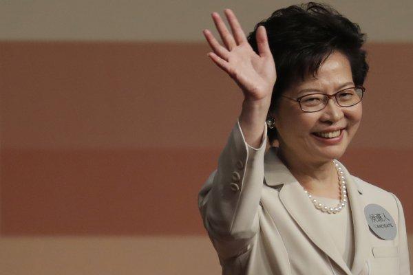香港特首選舉》得票最高但民望最低 女特首林鄭月娥一上任就有三大困局待解