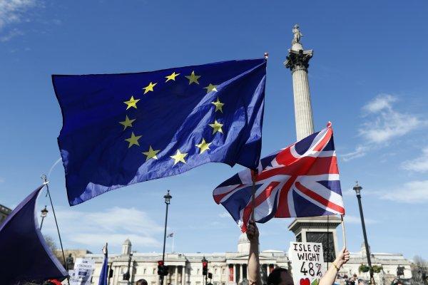 英脫歐談判劃紅線 歐洲議會壓倒性通過
