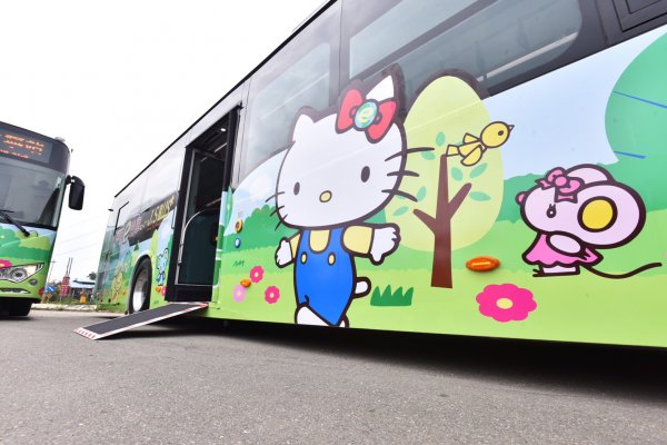 桃園電動公車數量冠全國 舊車汰換先考慮低地板巴士