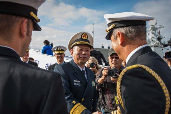 川習峰會在即 中美兩軍關係舉棋不定