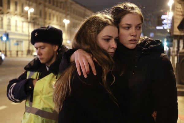 聖彼得堡恐攻》俄羅斯媒體:中亞伊斯蘭極端分子發動自殺式攻擊