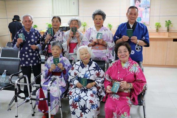 嘉義市居家服務中心常樂園大齡便當助長輩老有所用 樂辦護照圓夢