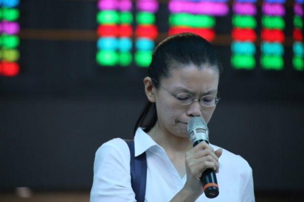 「在人權的國度,中國只不過是小國」國際聲援李凈瑜 美國會要安排聽證會