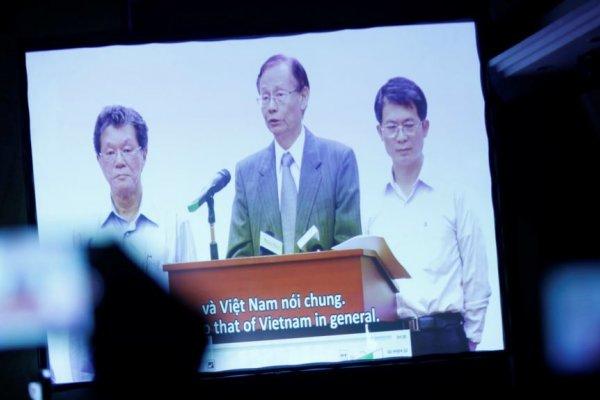 台塑河靜鋼鐵廠準備重回越南 當地民眾再度爆發抗爭