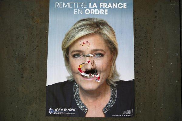法國極右派總統候選人勒潘辭「民族陣線」黨魁 繼任者被控「反猶太」3天火速下台