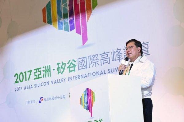鄭文燦:亞洲矽谷計畫在桃園是正確選擇