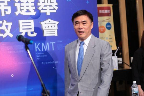 陳朝平觀點:國民黨慘敗,又豈是一個自私了得?