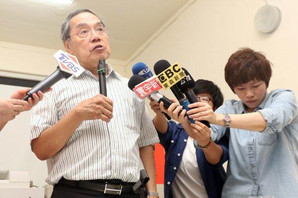 中選會將修法「人權不得公投」 陳芳明:正義遲到,傷害已鑄成