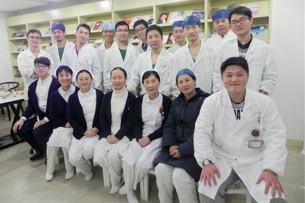 上海男護理師超搶手 加護病房急診室搶著要