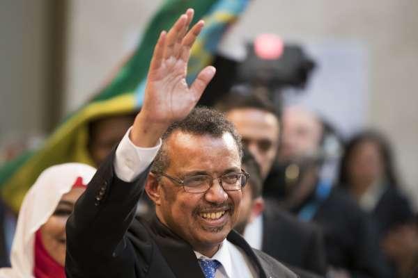 首位來自非洲的WHO總幹事:衣索比亞前外長、瘧疾專家泰德羅斯