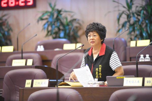 機捷沿線大樓噪音干擾惹糾紛 市議員陳麗莉:建商應列入隔音規範