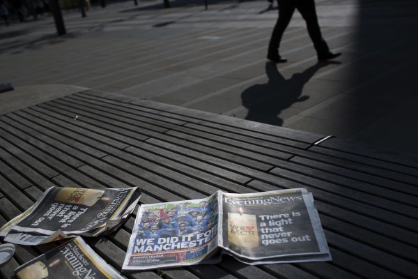 曼城恐攻》美國媒體報的更清楚?英國停止對美分享情報 梅伊將向川普「告狀」