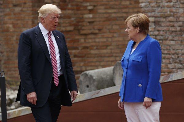 美德領袖口水戰?川普推特再飆罵:德國對美國很壞!
