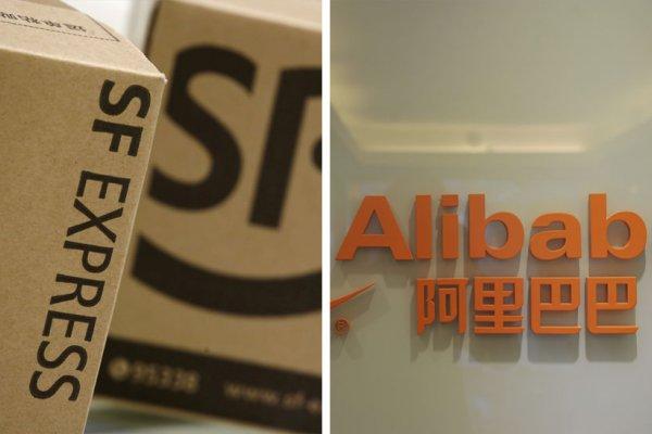 淘寶迷虛驚一場》順豐跟菜鳥糾紛 中國郵政出面調停:雙方同意恢復合作