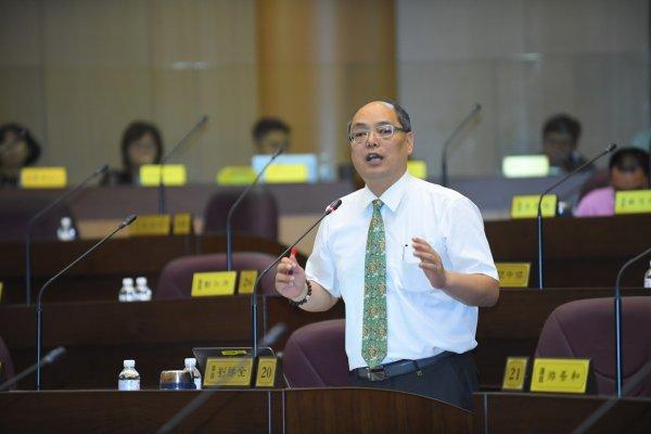 保存文化價值 市議員劉勝全建議設置南崁港文史休息驛站