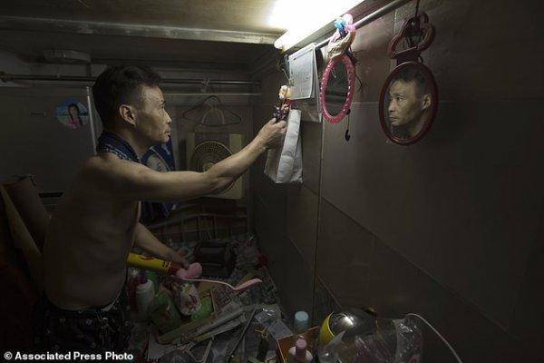 朱門酒肉臭,路有凍死骨?香港創下45年來最大貧富差距