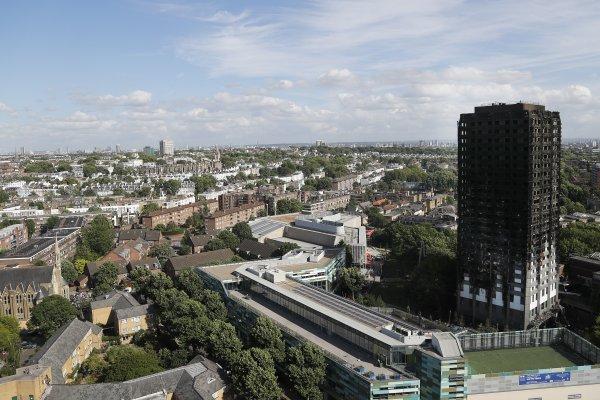 倫敦火燒摩天樓》死亡人數恐破百 英國檢討公共住宅管理漏洞