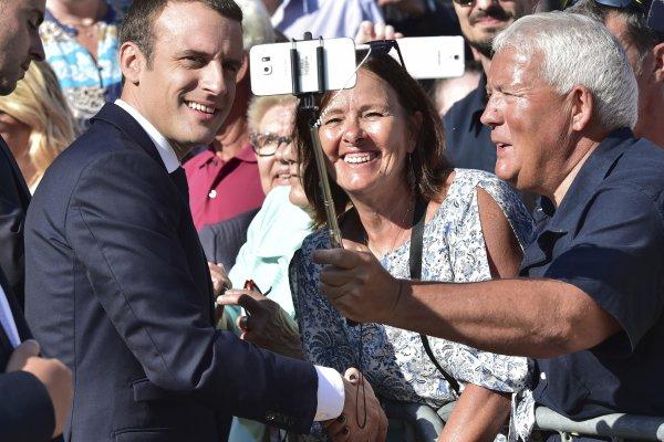 法國國會大選第2輪投票》馬克宏「共和國前進」可望拿下絕對多數 反對派憂心被禁聲