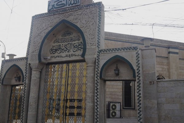 IS大勢已去?伊斯蘭國炸毀近千年清真寺 領導人巴格達迪3年前在此「登基」