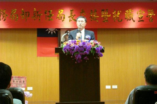 礦務局長徐景文悄悄上任 朱明昭下台前再為礦業護航