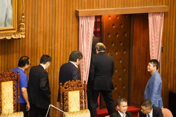 立院明協商召開第二次臨時會 朝野政黨各有盤算