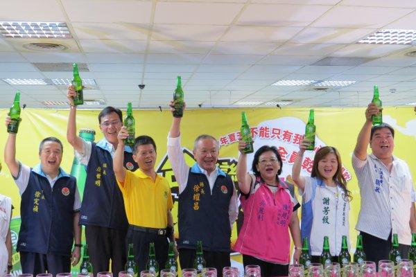 邀千人一起乾杯 台灣啤酒節8日登場