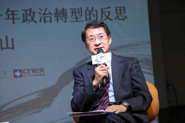 思沙龍》中國為何必將民主化?吳玉山:挑戰威權是因為人有追求自由、自決的天性