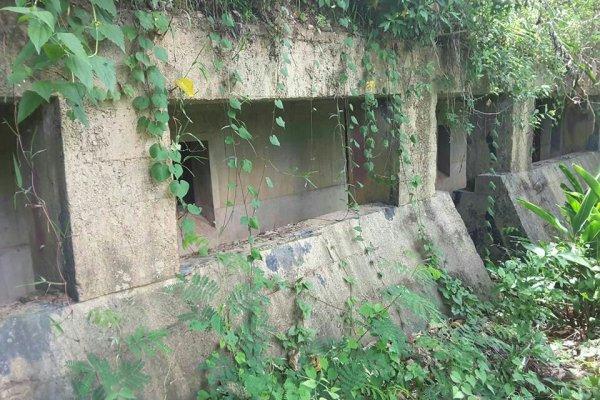 台灣東部神秘的「被遺忘碉堡群」,讓美國二戰時改採跳島戰術