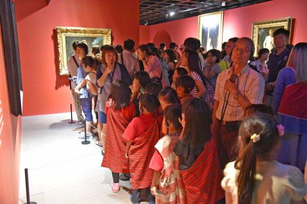 看過米勒《拾穗》的真跡嗎?快到故宮「奧塞美術館展」 8月底前都看的到