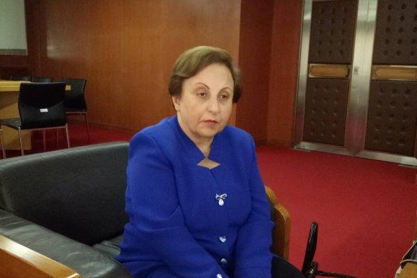 伊朗女權鬥士伊巴迪:伊朗女性的最大障礙,就是沒有民主制度!