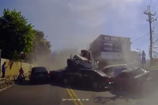 仰德大道車禍釀4死 他指「危險的永遠不是交通工具,而是駕駛」