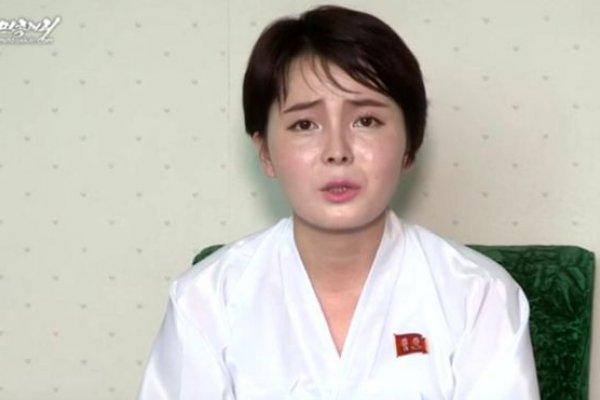 著名「脫北者」驚現平壤談話節目!南韓推測恐被金正恩綁回北韓