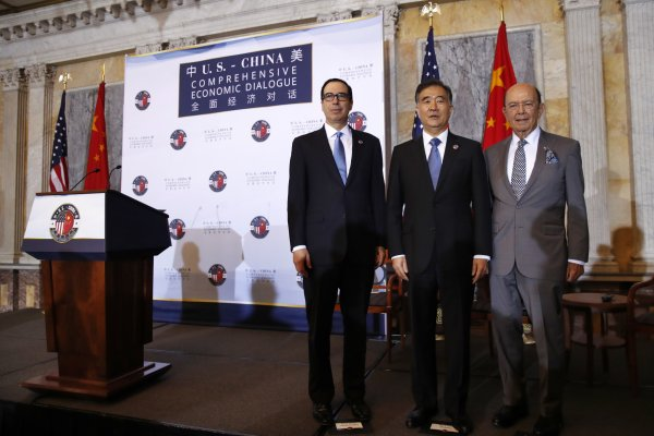 【白宮義見】首輪中美全面經濟對話  中國副財長:中美雙邊投資協定將再行評估