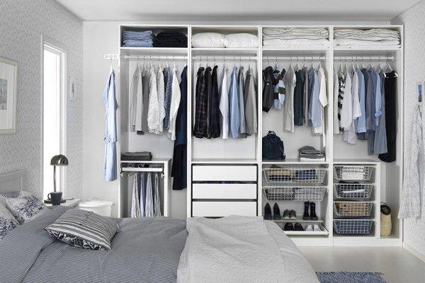 真正有用的衣物,其實只佔衣櫃20%!這樣整理常穿的衣服,省錢又能穿得漂亮