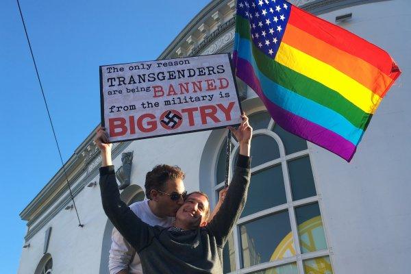 跨性別人士從軍「太花錢」、「沒戰力」?德、法、以色列、阿根廷等18國都開放他們當兵!