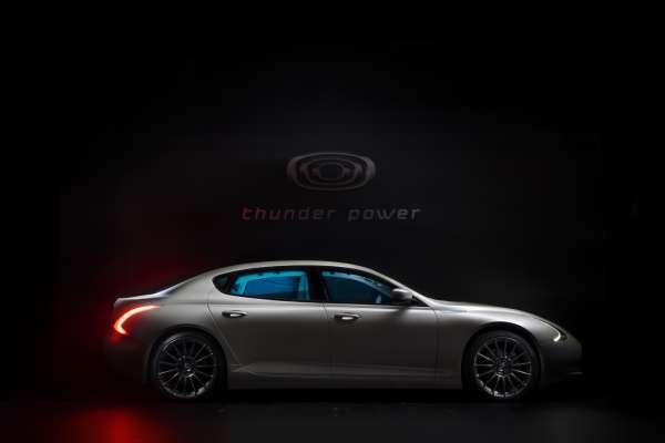 Thunder Power正式登台!量身訂做的豪華行家不可錯過的經典