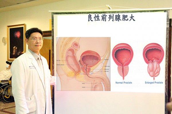 解決中老年男性常見疾病 敏盛醫院引進新技術降低病患負擔