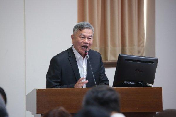 行政院宣布 沈榮津暫代經濟部長
