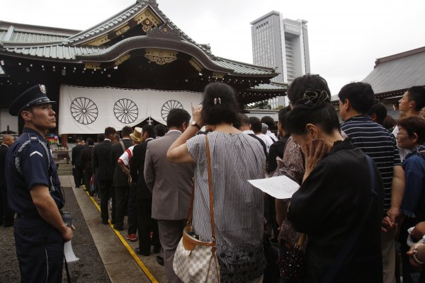 「終戰日」參拜靖國神社 日本現任閣員全體缺席 日媒:1985年以來頭一遭