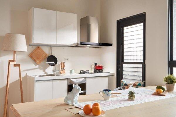 想要耐髒、好清潔的開放式廚房?你最該注意的開放式廚房裝修4件事