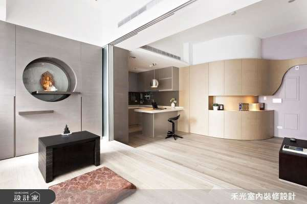 神明桌跟家裡裝潢超不搭很困擾?來看這6款「神」設計,神明桌竟然也能這麼美!