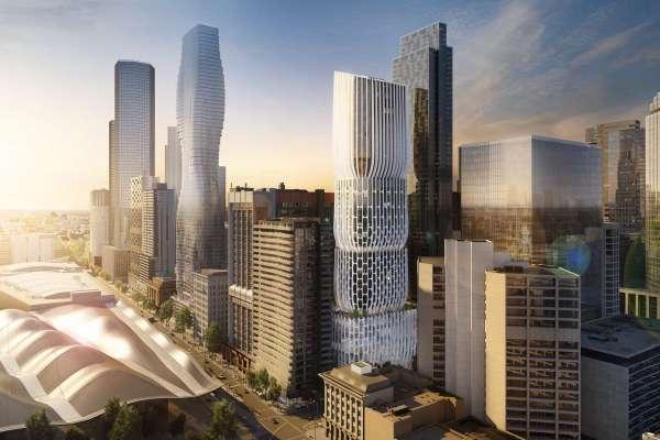 墨爾本未來朝聖景點!Zaha Hadid逝世前精心設計,可減少50 %耗能,還擁有超美流線空間!