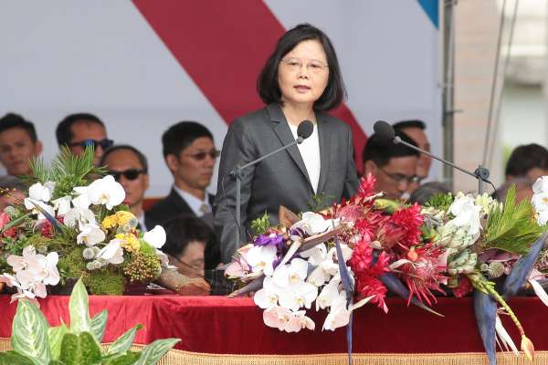 台灣民意基金會民調》5成2民眾不滿意總統蔡英文兩岸政策
