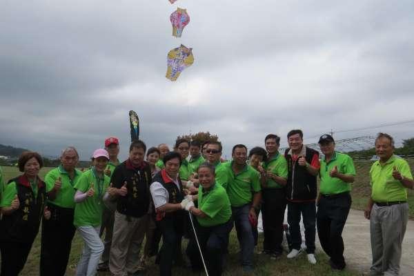 苗栗風箏文化節22日起飛 近百位風箏好手競技
