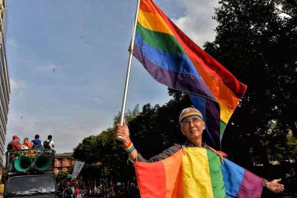 同婚定名「釋字施行法」驚艷同運先驅!祁家威盛讚:蘇貞昌若能欣然接受,可以去選總統了!