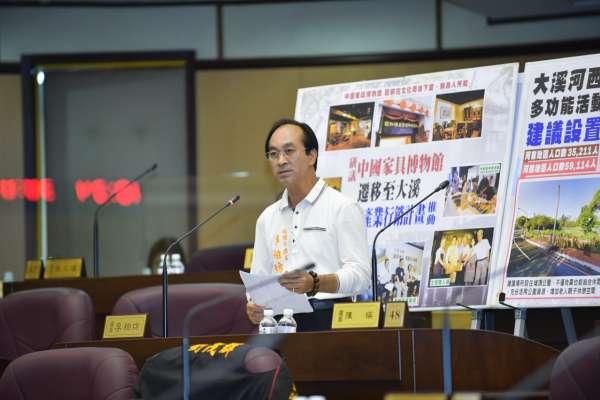 延續木藝傳承助觀光 桃市議員爭取中國家具博物館遷大溪