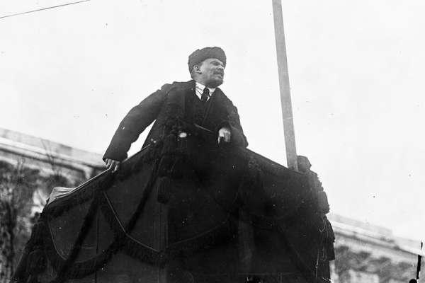 歷史上的今天》11月7日──列寧發動十月革命 建立全球第一個共產主義政權